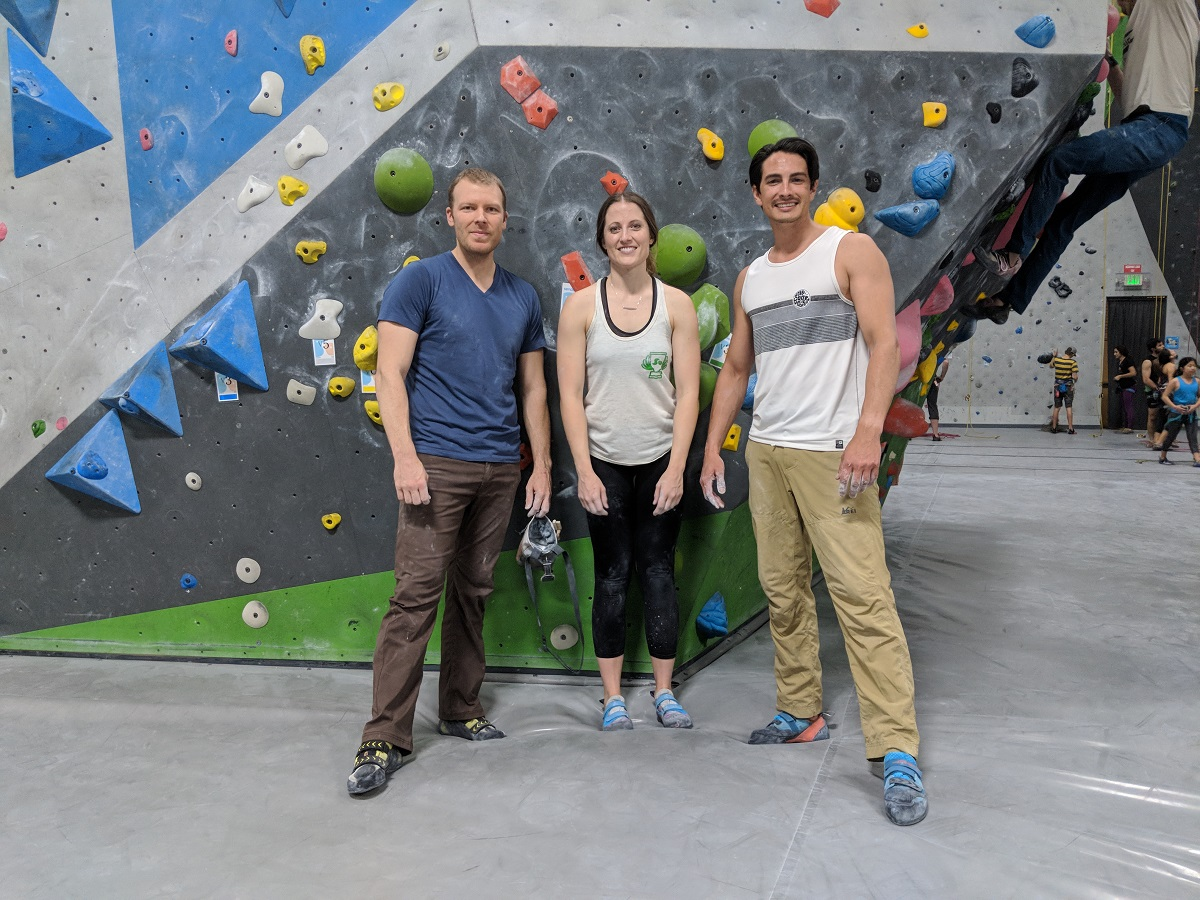 Features and types of climbing walls: we get adrenaline and tighten the figure