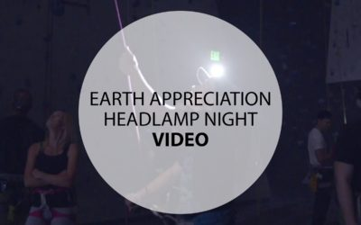 Earth Appreciation Headlamp Night Video