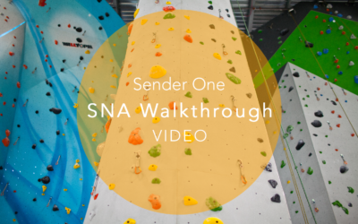 Sender One SNA Walk Through